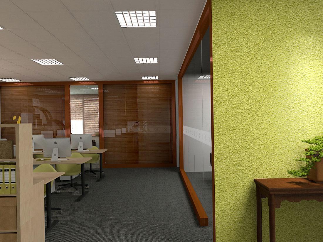 艾艾贴办公室设计