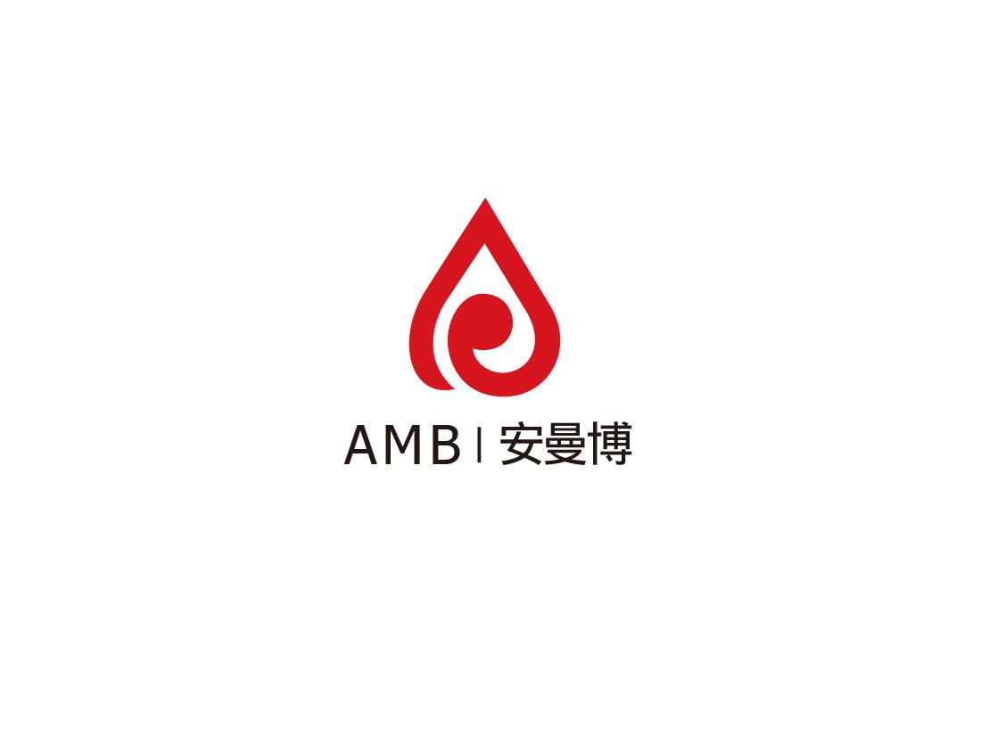 安曼博珠宝logo设计