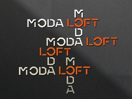 MODA LOFT品牌设计