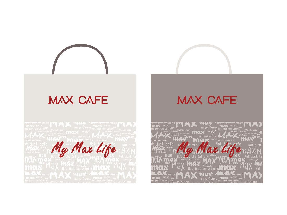 麦克斯咖啡VI手袋设计