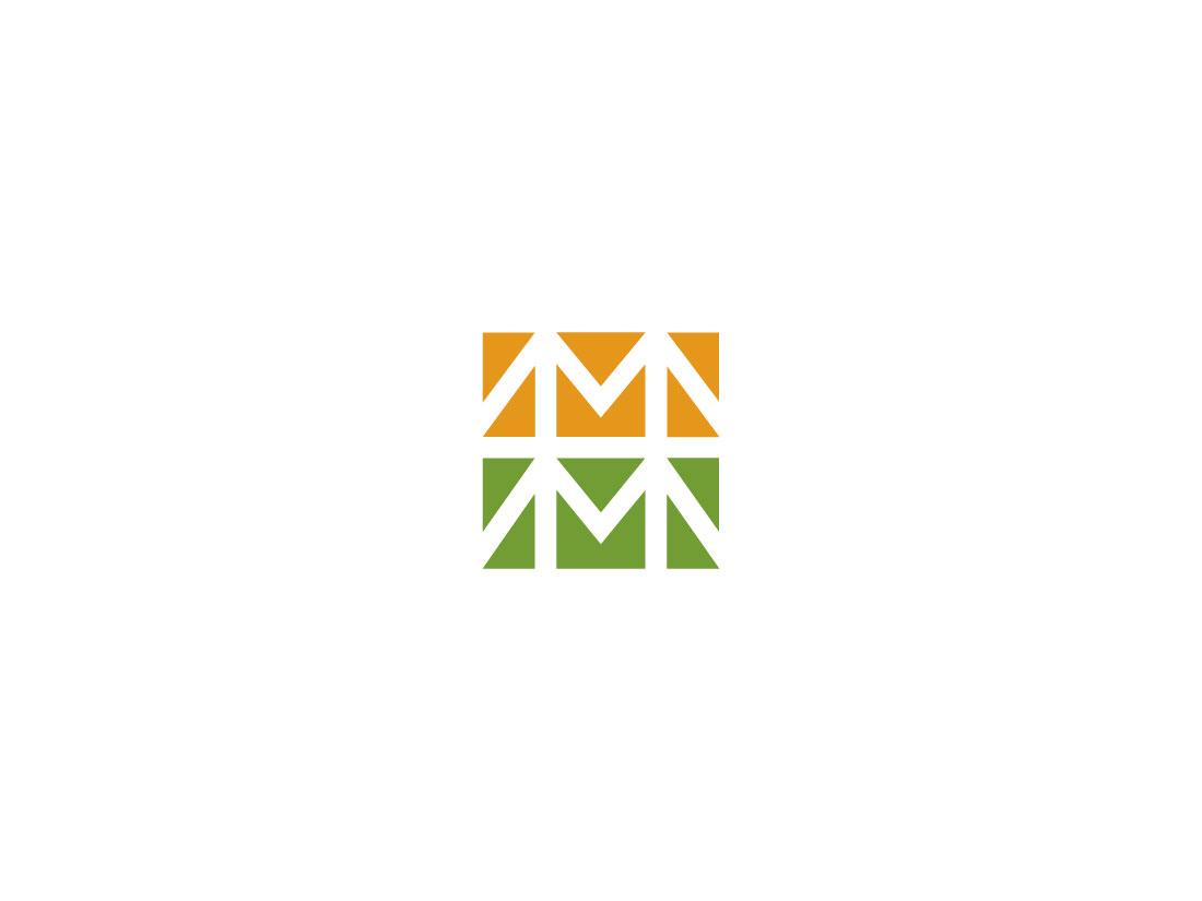 森林卧室家居logo设计