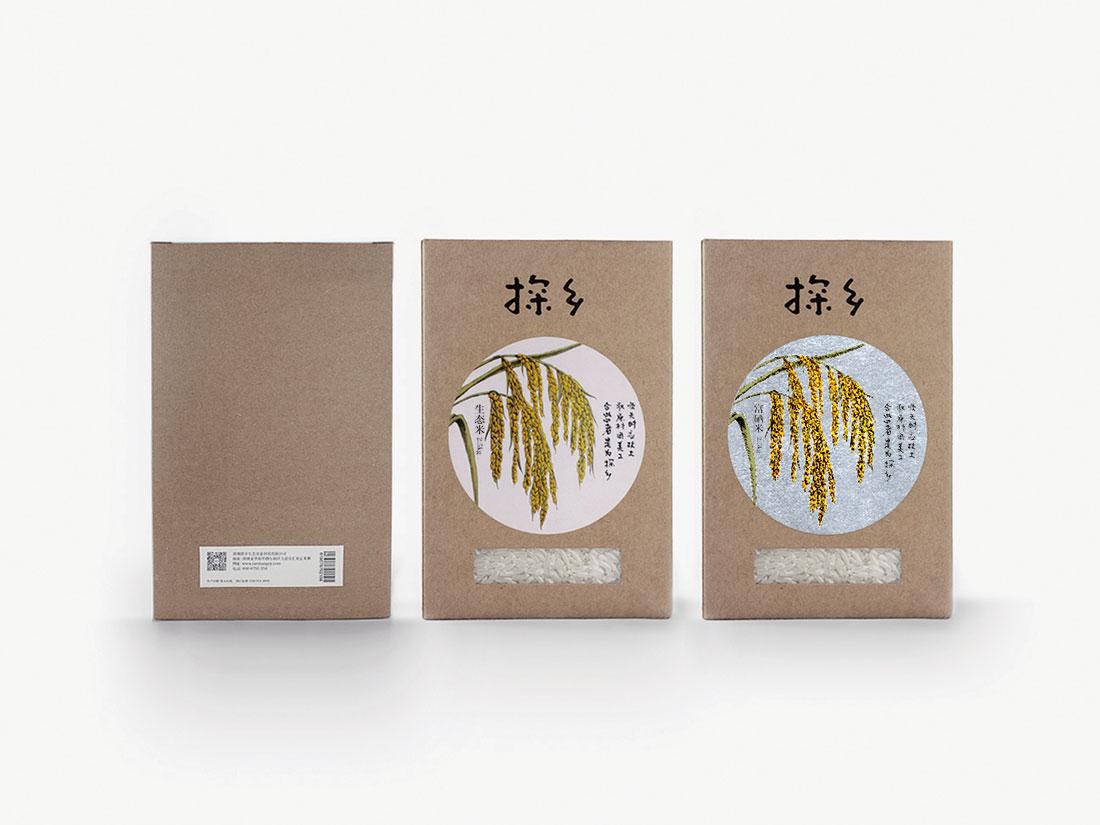 探乡食品包装设计01