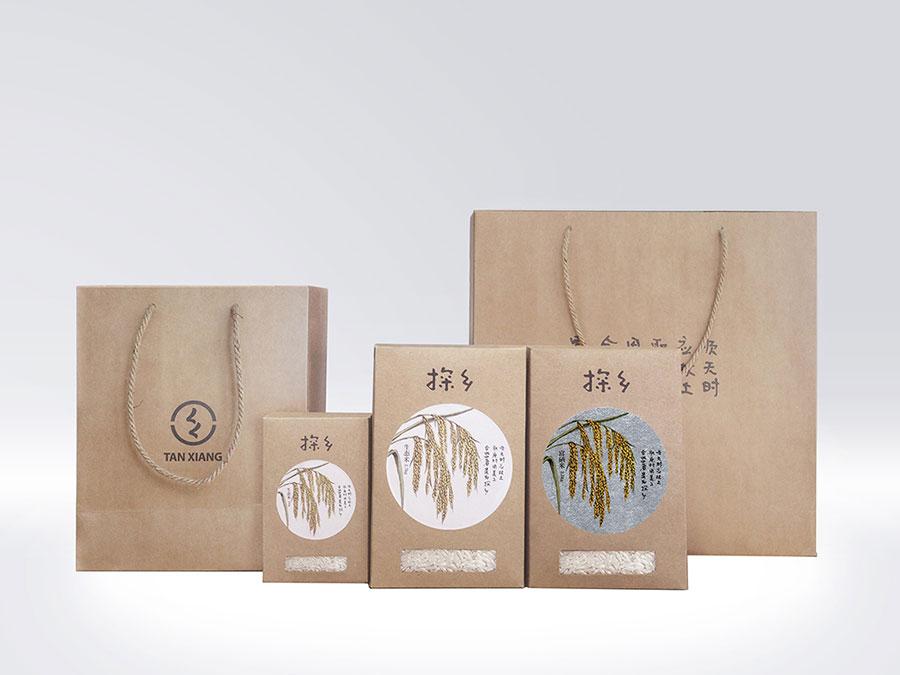 探乡生态农业产品包装