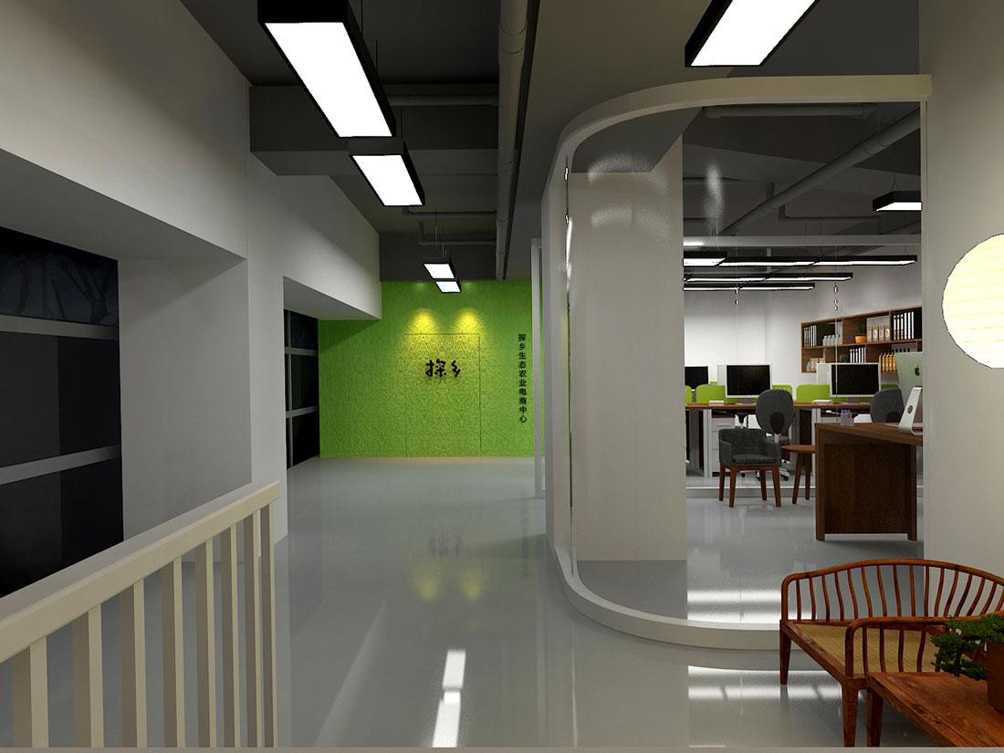 深圳时尚办公室设计