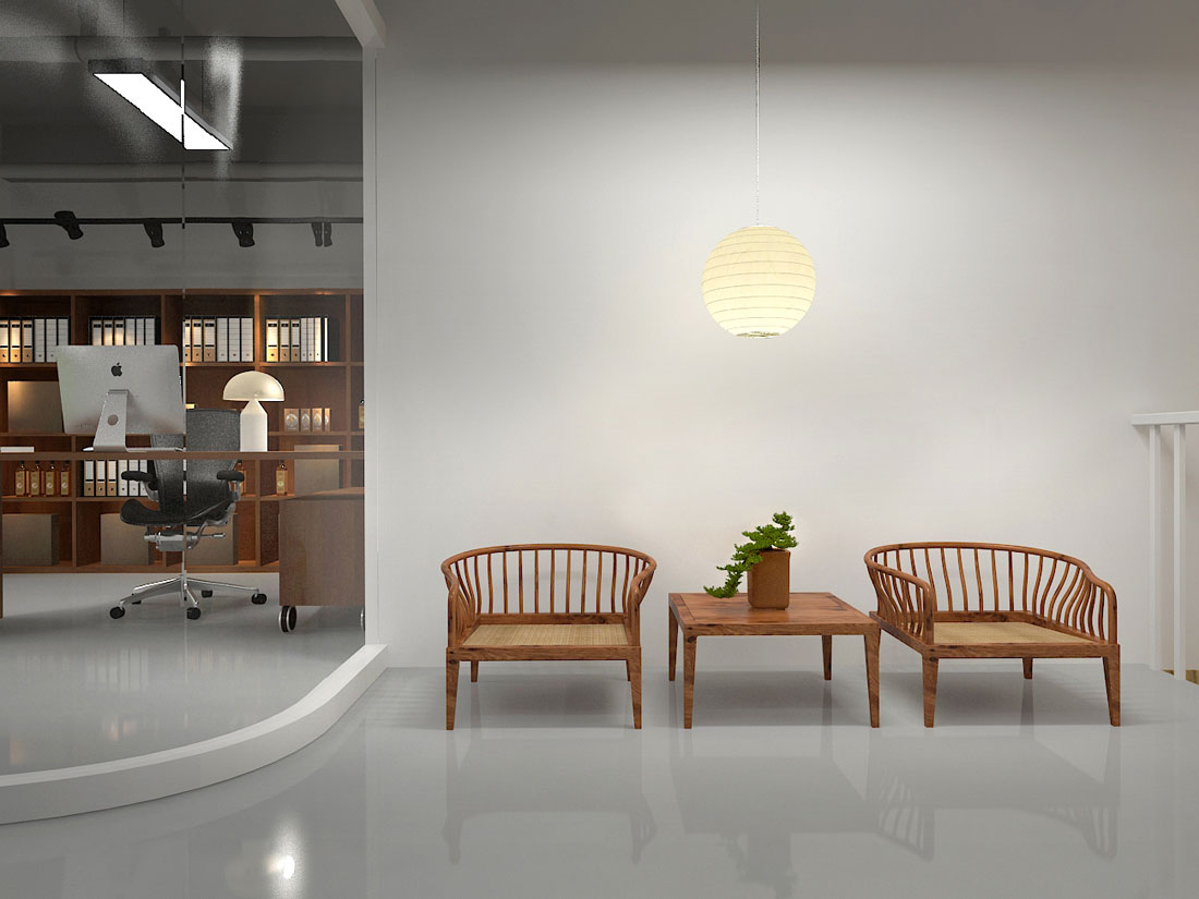 深圳最新办公室设计