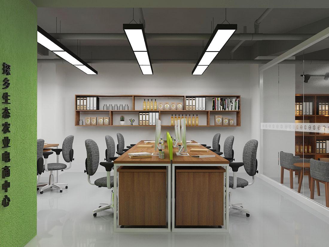 深圳前意识办公室设计