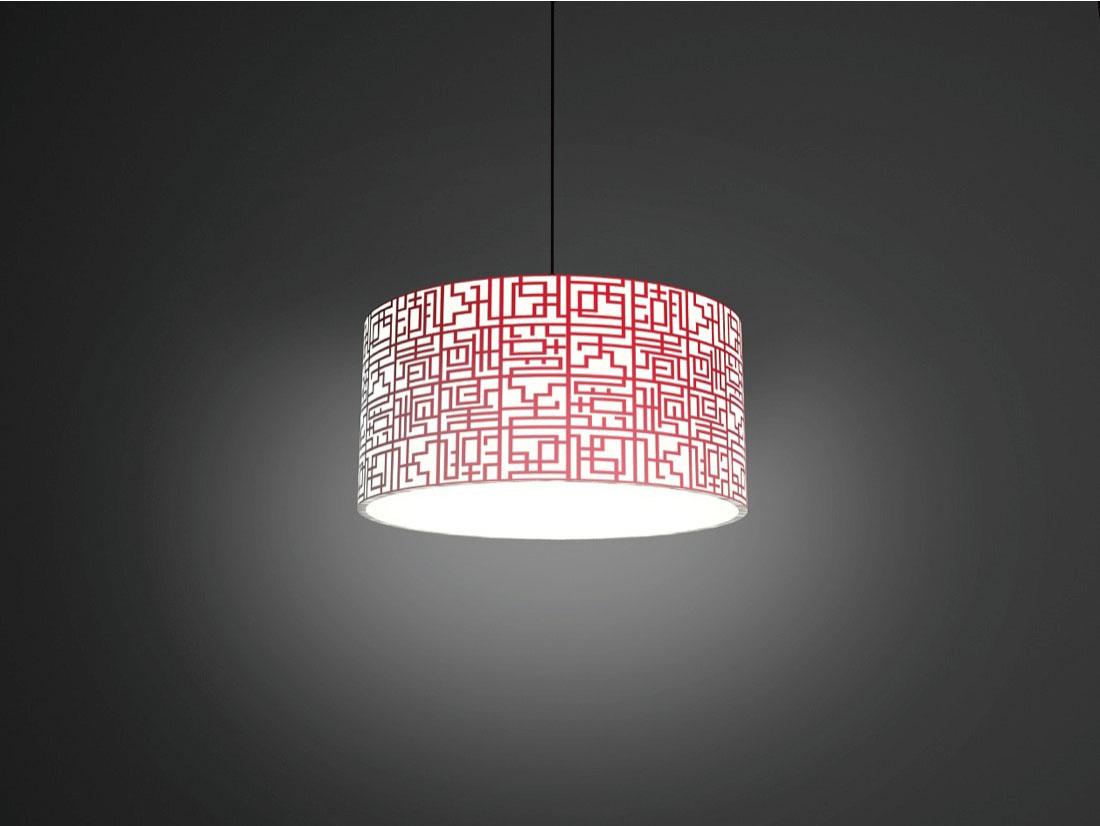 西湖春天餐饮灯饰设计